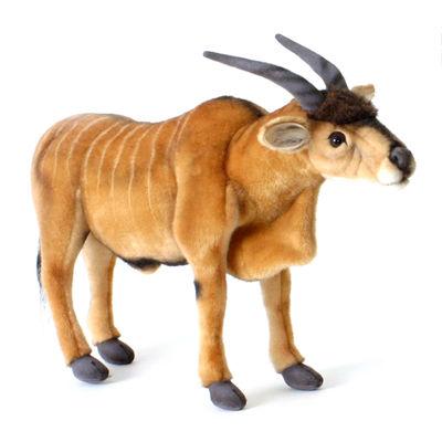 "Hansa Great Western Eland 15"" Plush Toy"""