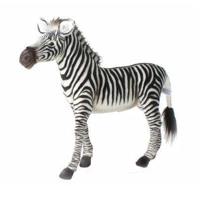 """Hansa Grevy's Zebra 16"""" Plush Toy"""""""