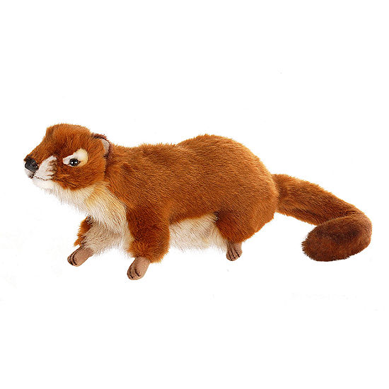 "Hansa 12"" Central Park Squirrel Plush Toy"""
