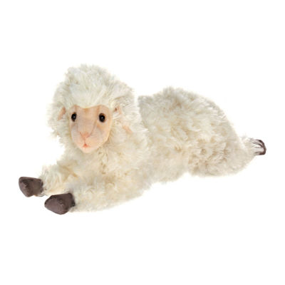 "Hansa 18"" Little Lamb Sheep Plush Toy"