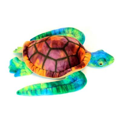 "Hansa 22.5"" Tortoise Plush Toy"""