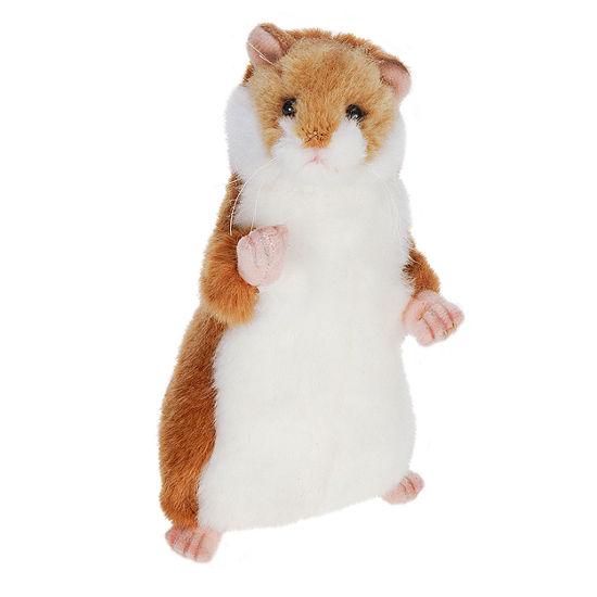 "Hansa 6"" Hamster Plush Toy"