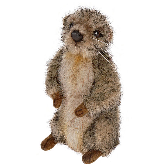 "Hansa 6"" Marmot Plush Toy"""