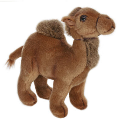 "Hansa 9"" Young Camel Plush Toy"