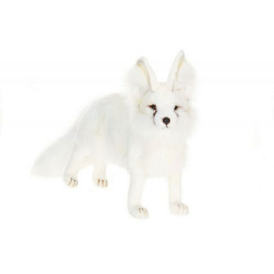 Hansa Arctic Fox Plush Toy