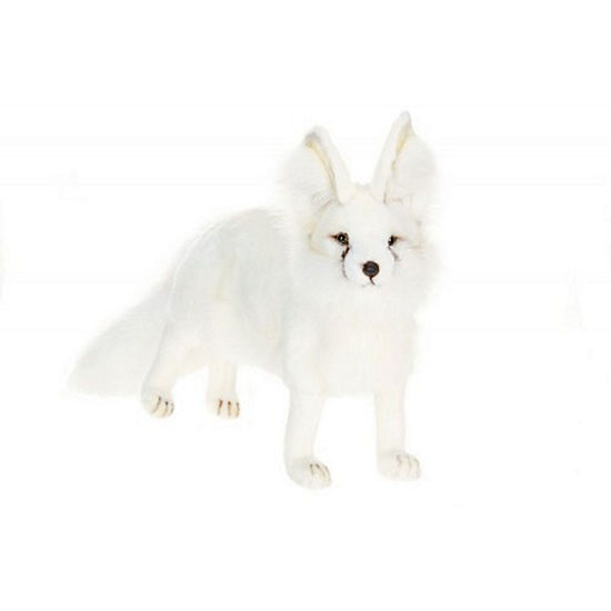 Hansa Arctic Fox Plush Toy