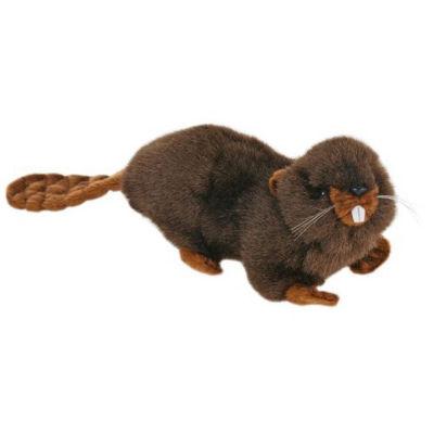 Hansa Baby Beaver Plush Toy