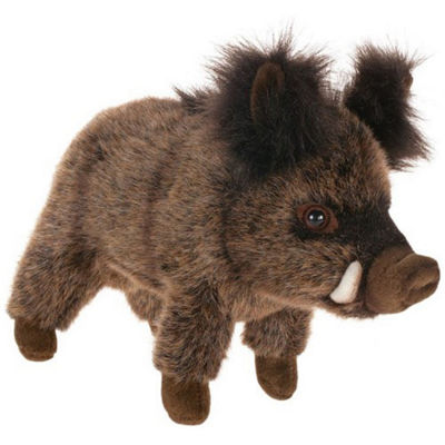 Hansa Baby Boar Plush Toy