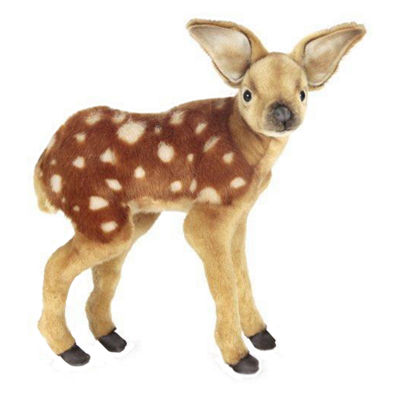 Hansa Bambi Roe Deer Fawn Plush Toy