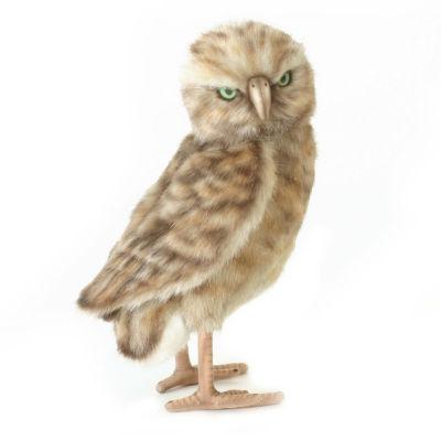 Hansa Burrowing Owl Plush Toy