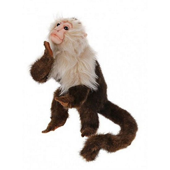 Hansa Capuchin Monkey Plush Toy