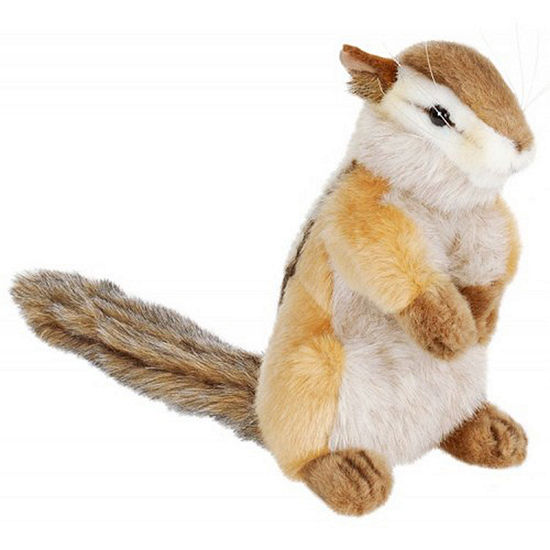 Hansa Chipper Chipmunk Plush Toy