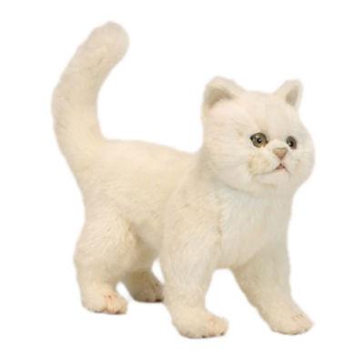 Hansa Crème Kitten Plush Toy