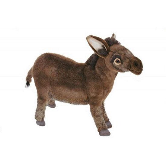 Hansa Donkey Plush Toy