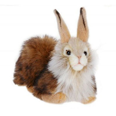 Hansa Fawn Rabbit Plush Toy
