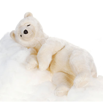 Hansa Floppy Polar Cub Plush Toy