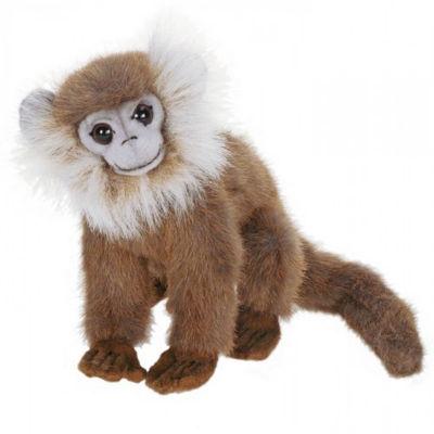 Hansa Gray Leaf Monkey Plush Toy
