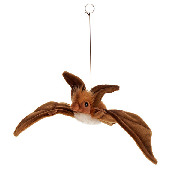 "Hansa Hanging Bat 16"" Plush Toy"""