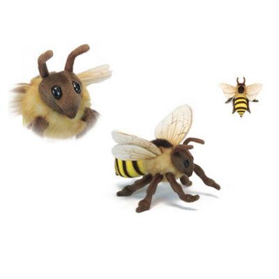 Hansa Honey Bee Plush Toy