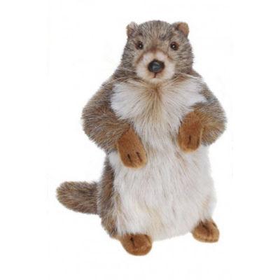 Hansa Mama Marmot Plush Toy