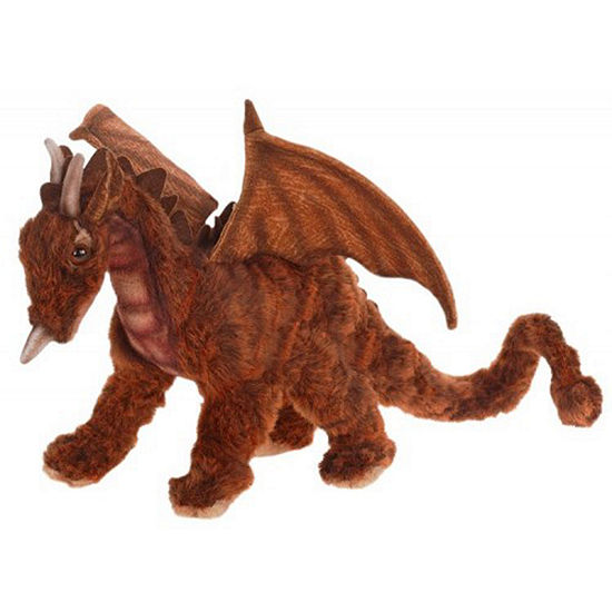 Hansa Miniature Great Dragon Plush Toy