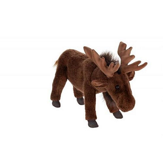 Hansa Moose Plush Toy