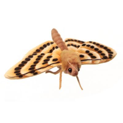 Hansa Moth Plush Toy