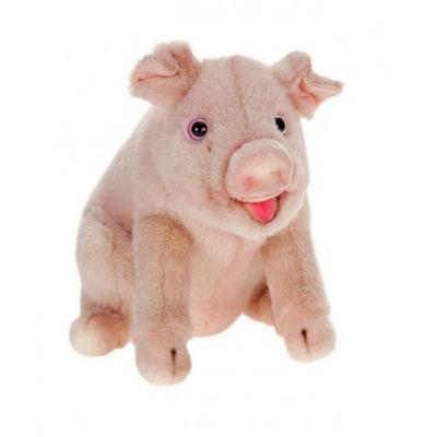 Hansa Oliver the Pig Plush Toy
