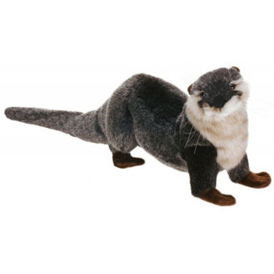 Hansa River Otter Plush Toy