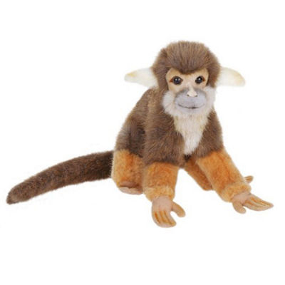 Hansa Squirrel Monkey Plush Toy