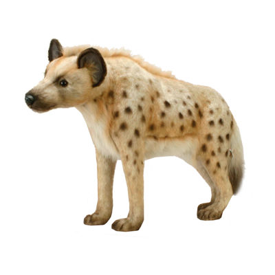 "Hansa Hyena 9"" Plush Toy"