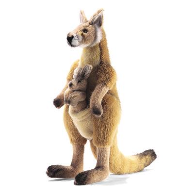 """Kangaroo 13"""" Plush Toy"""""""