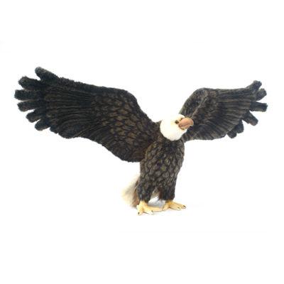 """Hansa Large Eagle 27"""" Plush Toy"""