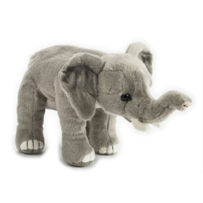 Lelly National Geographic Basic Plush Elephant