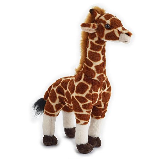 Lelly National Geographic Basic Plush Giraffe