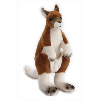 Lelly National Geographic Basic Plush Kangaroo