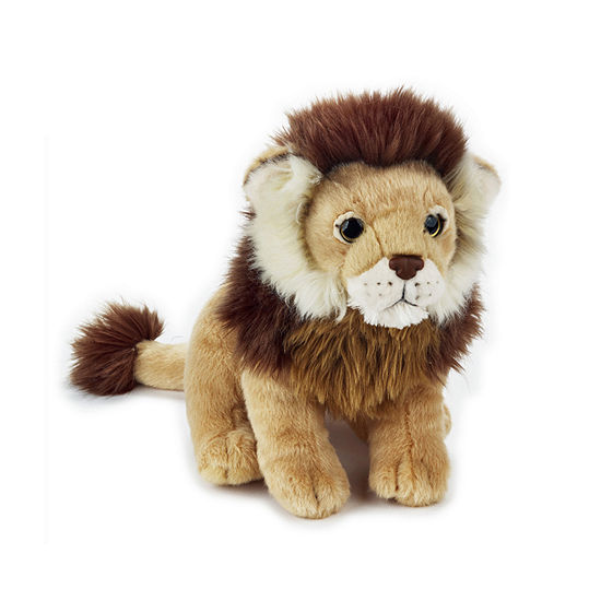 Lelly National Geographic Basic Plush Lion
