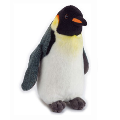 Lelly National Geographic Basic Plush Penguin