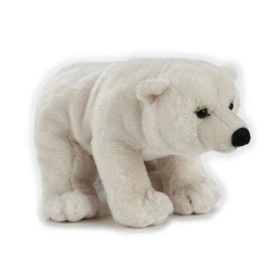 Lelly National Geographic Basic Plush Polar Bear