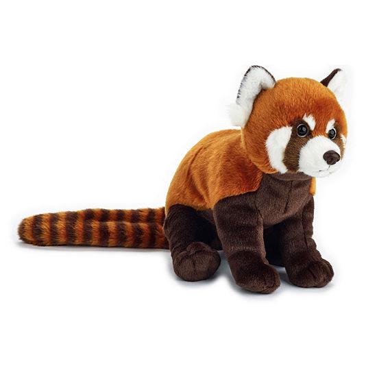 Lelly National Geographic Basic Plush Red Panda