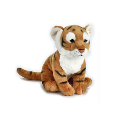 Lelly National Geographic Basic Plush Tigers