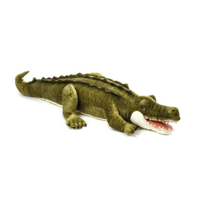 Lelly National Geographic Plush Giant Crocodile