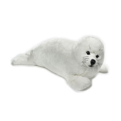Lelly National Geographic Plush Giant Seal