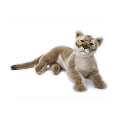 Lelly National Geographic Plush Mountain Lion