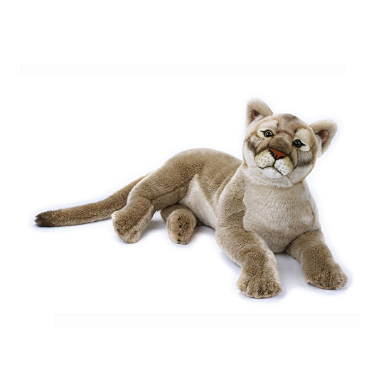 National Geographic Plush: Mountain Lion