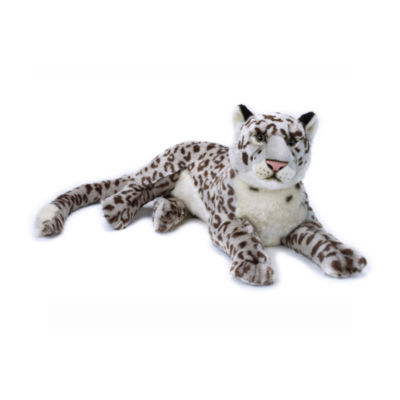 Lelly National Geographic Plush Snow Leopard