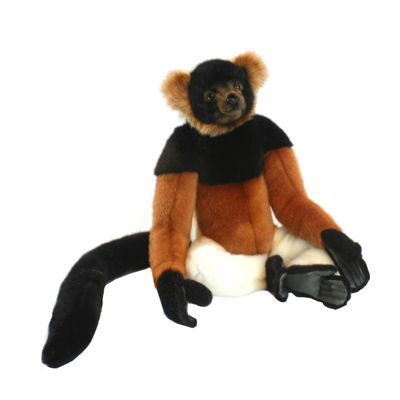 """Hansa Madagascar Lemur 13"""" Plush Toy"""""""