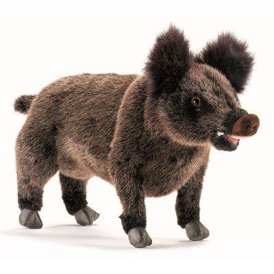 "Hansa Mama Boar 11"" Plush Toy"""