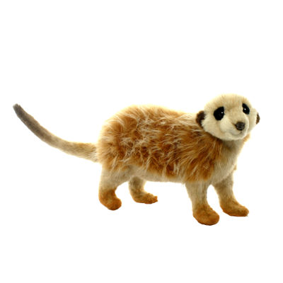 "Hansa Meerkat 6"" Plush Toy"""
