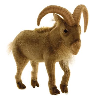 """Hansa Mountain Goat 16"""" Plush Toy"""""""